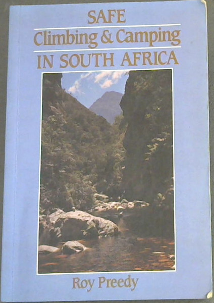 Image for Safe Climbing & Camping in South Africa