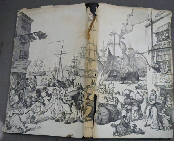 Image for PORTSMOUTH POINT (The Navy in Fiction 1793-1815)