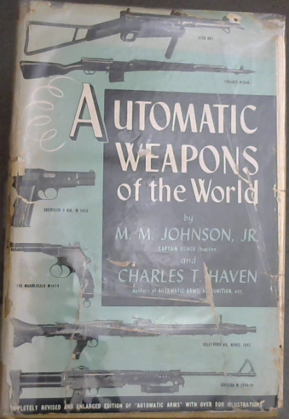 Image for Automatic Weapons of the World