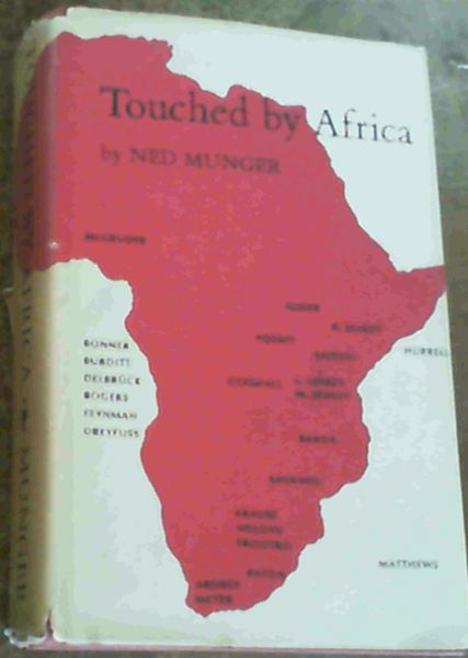 Image for Touched by Africa