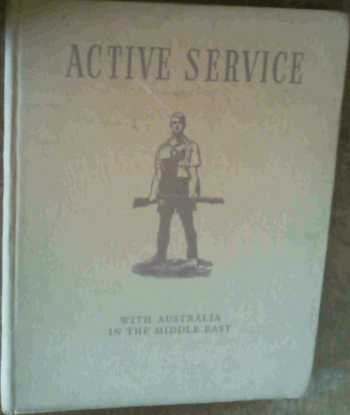 Image for Active Service With Australia In The Middle East