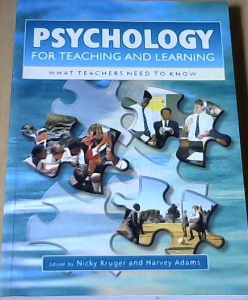 Image for Psychology for Teaching and Learning