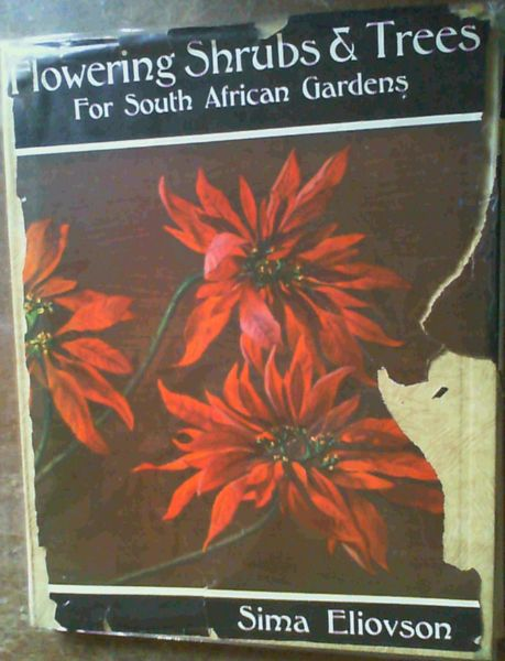Image for Flowering Shrubs and Trees for South African Gardens