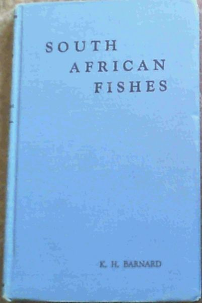 Image for A Pictorial Guide to South African Fishes: Marine and Freshwater