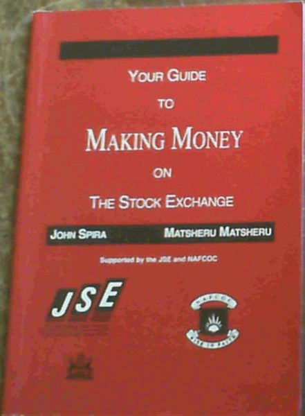 Image for Your Guide to Making Money on the Stock Exchange