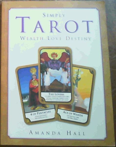 Image for Simply Tarot wealth love destiny