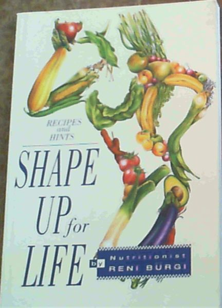 Image for Shape up for Life (Recipes and Hints)