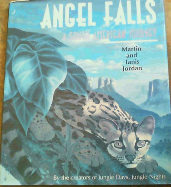 Image for ANGEL FALLS: A SOUTH AMERICAN JOURNEY.