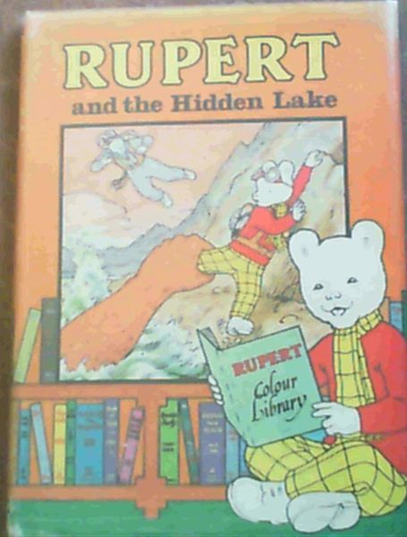Image for Rupert and the Hidden Lake