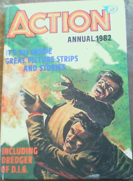 Image for Action Annual 1982