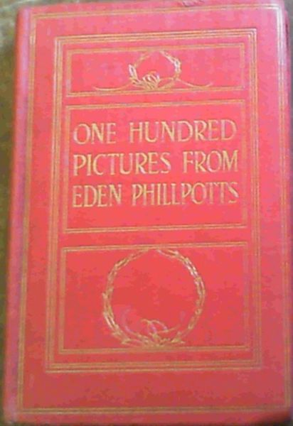 Image for One Hundred Pictures from Eden Phillpotts