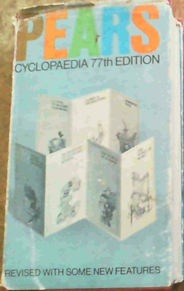 Image for Pears Cyclopaedia 1968-69, 77th Edition