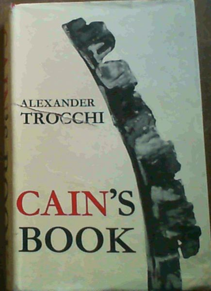 Image for Cain's Book