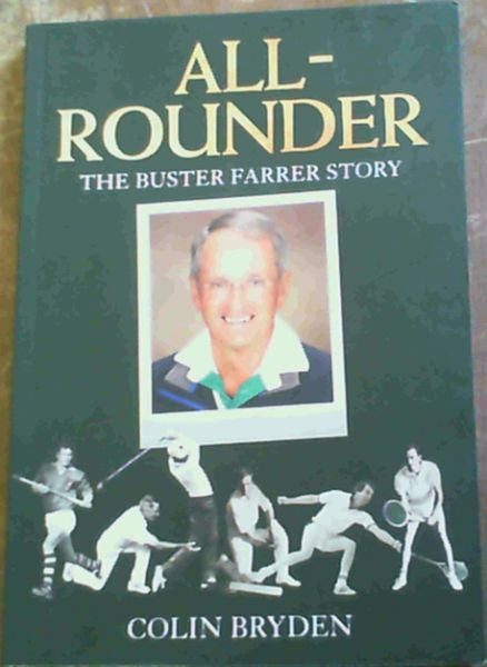 Image for All-Rounder - the Buster Farrer Story