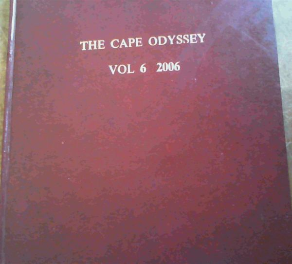 Image for The Cape Odyssey Vol 6 2006