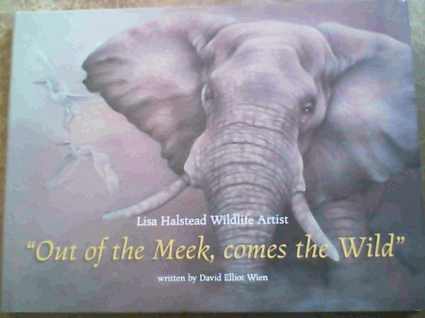 Image for Out of the Meek, Comes the Wild - Lisa Halstead Wildlife Artist