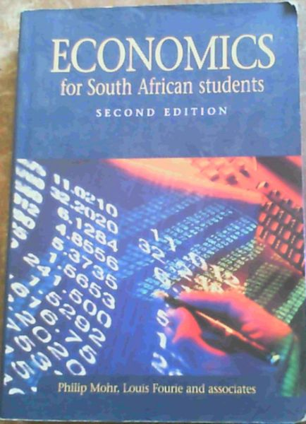Image for Economics for South African Students