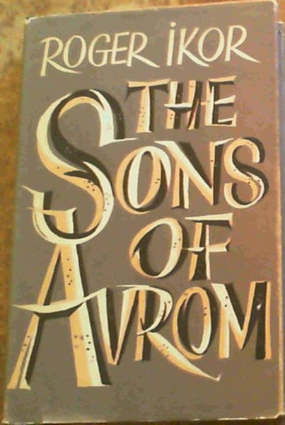 Image for The Sons of Avrom