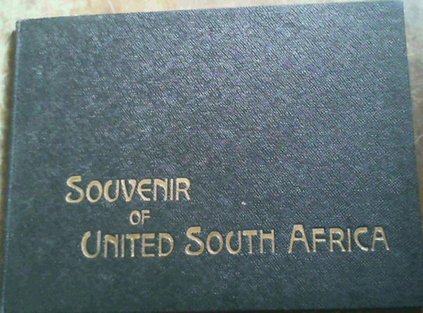 Image for Souvenir of United South Africa
