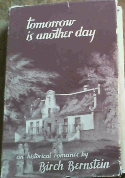 Image for Tomorrow is another day - an historical romance