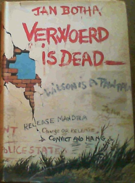 Image for Verwoed is Dead