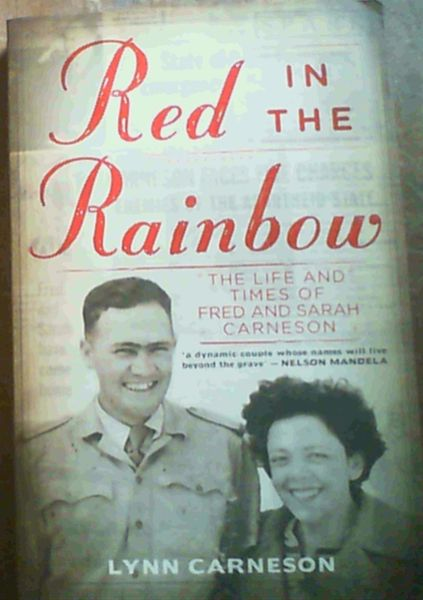 Image for Red in the Rainbow: The Life and Times of Fred and Sarah Carneson
