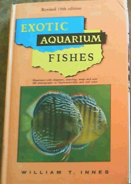 Image for Exotic Aquarium Fishes