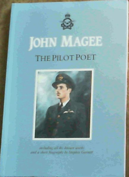 Image for John Magee: the Pilot Poet