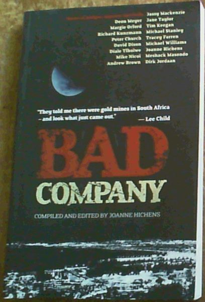 Image for Bad Company - stories of intrigue, suspense and thrills