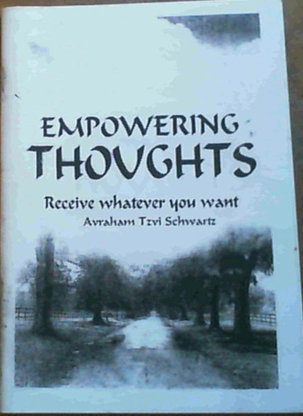 Image for Empowering Thoughts; Receive whatever you want