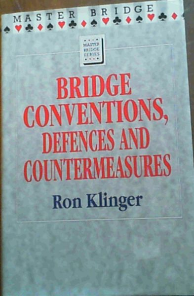 Image for Bridge Conventions, Defences and Countermeasures (Master Bridge Series)