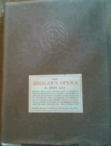 Image for The Beggar's Opera