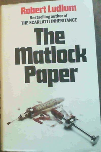 Image for The Matlock Paper
