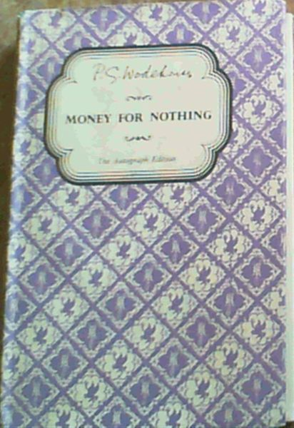 Image for Money for Nothing