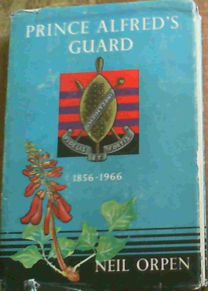 Image for Prince Alfred's Guard 1856 - 1966