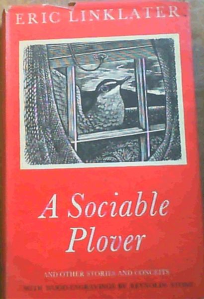 Image for A Sociable Plover & Other Stories & Conceits