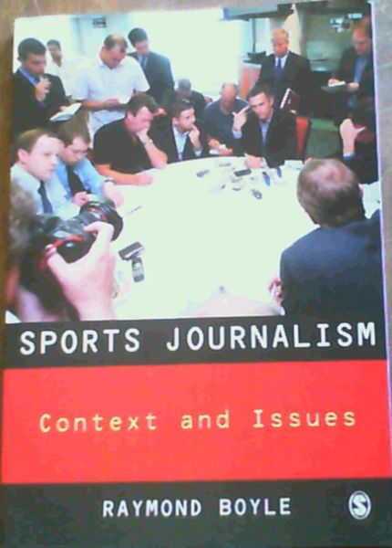 Image for Sports Journalism: Context and Issues