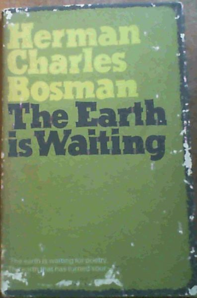 Image for The earth is waiting
