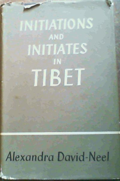 Image for Initiations & Initiates In Tibet