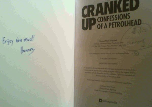 Image for Cranked Up : Confessions of a Petrolhead