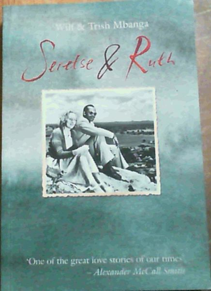 Image for Seretse & Ruth