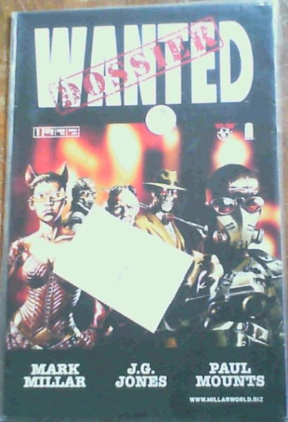 Image for Wanted: Dossier