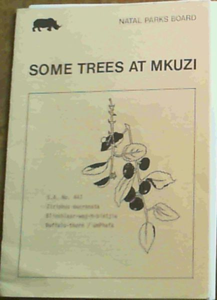 Image for Some Trees at Mkuzi