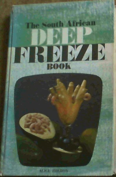 Image for The South African Deep Freeze Book