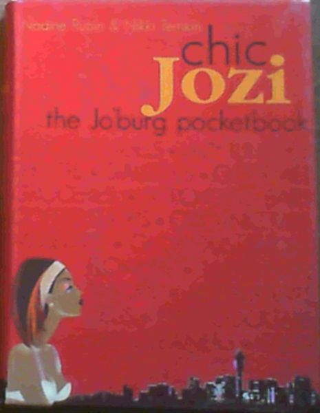 Image for Chic Jozi: The Jo'burg Pocketbook