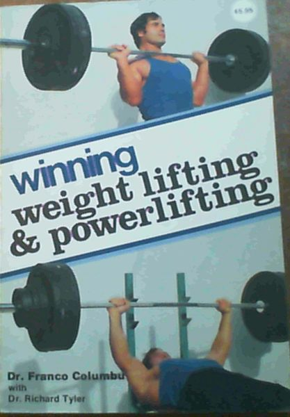 Image for Winning Weight Lifting and Powerlifting