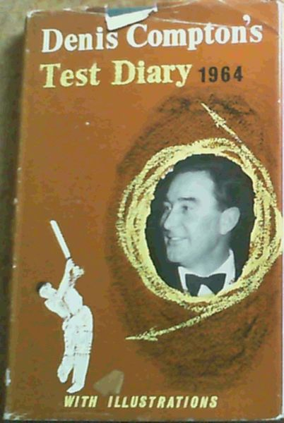 Image for Denis Compton's Test Diary 1964