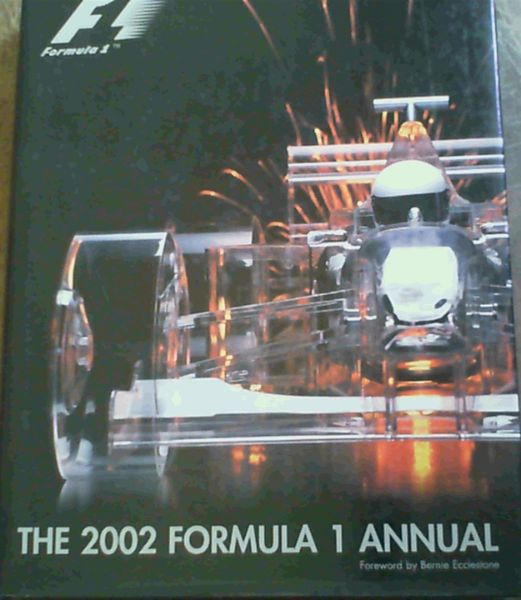 Image for The 2002 Formual 1 Annual