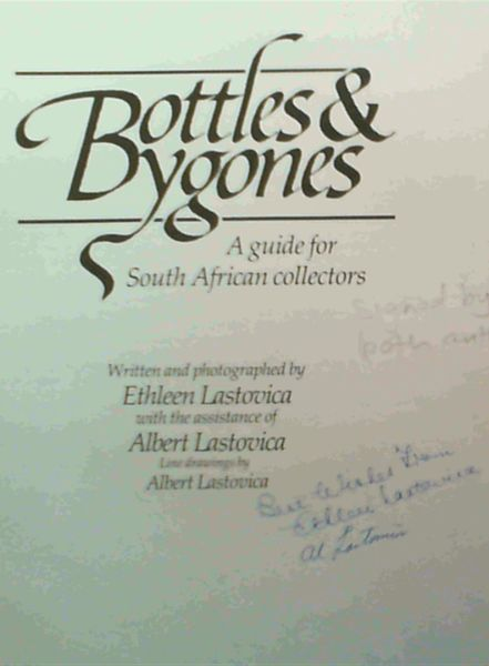 Image for Bottles & Bygones