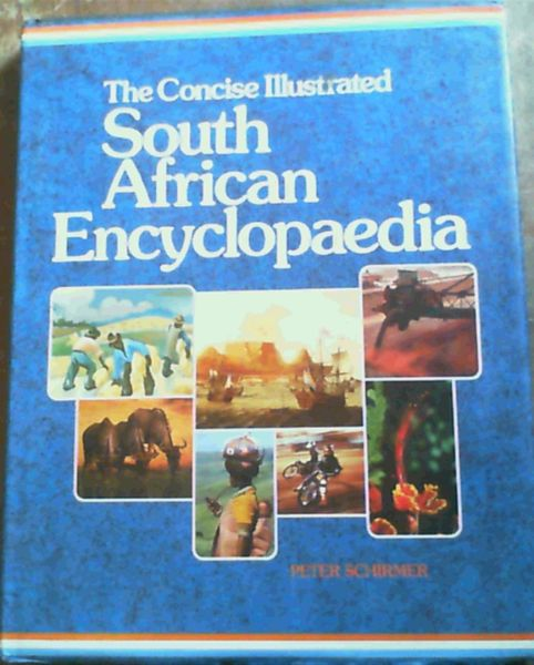 Image for The concise illustrated South African encyclopaedia